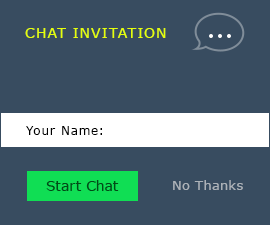 Live chat invitation image #15 - English