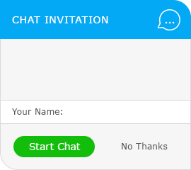 Live chat invitation image #22 - English